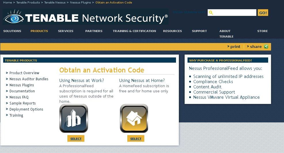 Nessus activation code generator | Nessus 4 Activation Code (7