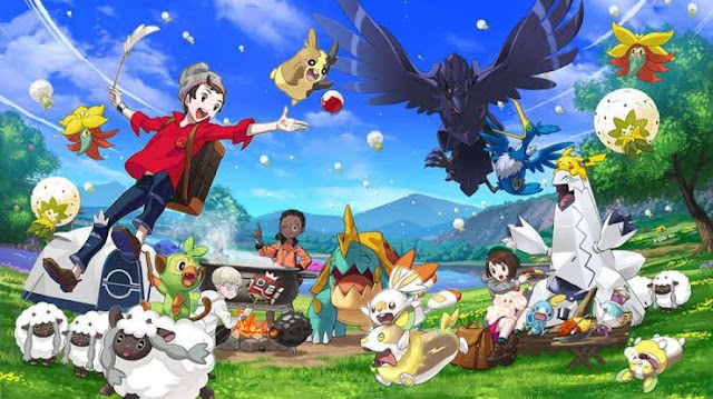 Análise Crítica – Pokémon Sword e Shield