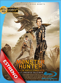 Monster Hunter: La Cacería Comienza (2020) BRRip [1080p] Latino [GoogleDrive] Ivan092