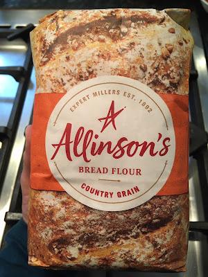 Allinson's Country Grain Flour