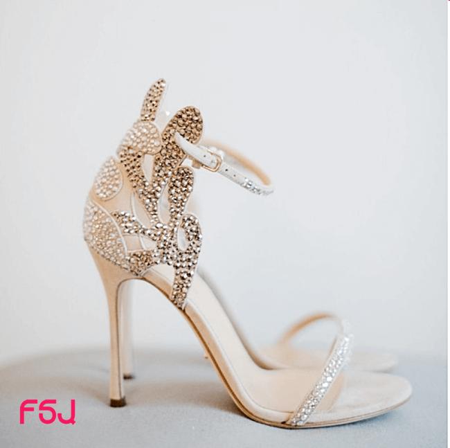 Sapato de casamento