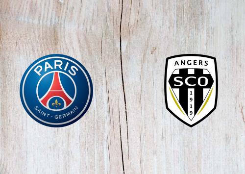 PSG vs Angers SCO -Highlights 21 April 2021