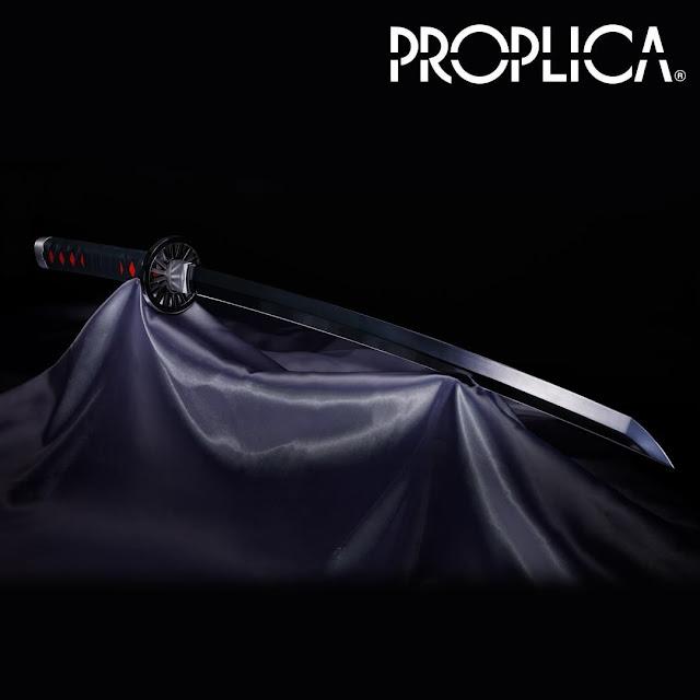PROPLICA Nichirin Blade 1/1 de Kimetsu no Yaiba: Demon Slayers - Tamashii Nations