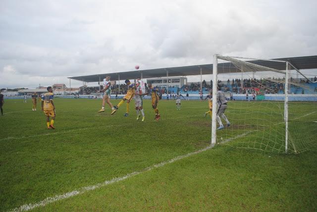 Clássico Eunápolis é Porto Seguro ficou no empate pelo Intermunicipal 2019 .