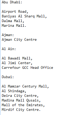 abu dhabi customer care image