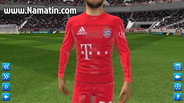 Kit DLS FC Bayern Munchen Home