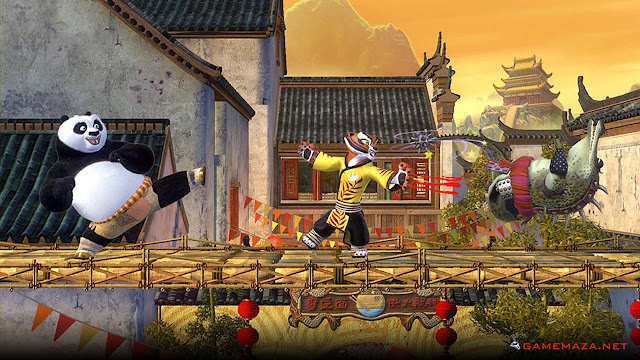 Kung Fu Panda Showdown Of Legendary Legends Gameplay Screenshot 2