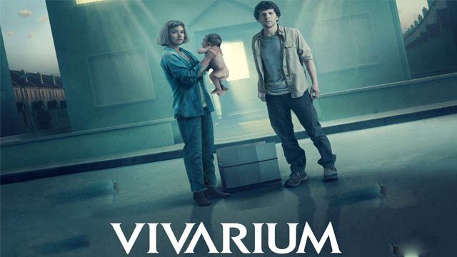 Vivarium (2020) (Unofficial Hindi Dubbed) Movie 720p HDRip Download