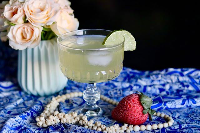 🥂 szampan z kwiatów dzikiego bzu