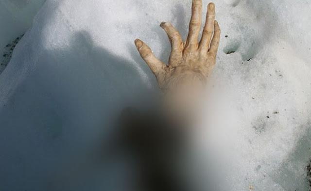 Bodies of 1966 Air India crash victims found in Alps