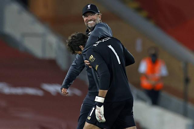 """مدرب ليفربول : لم أصدق """"بعض اللحظات"""" أمام كريستال بالاس"""
