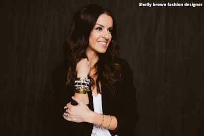 shelly brown fashion designer