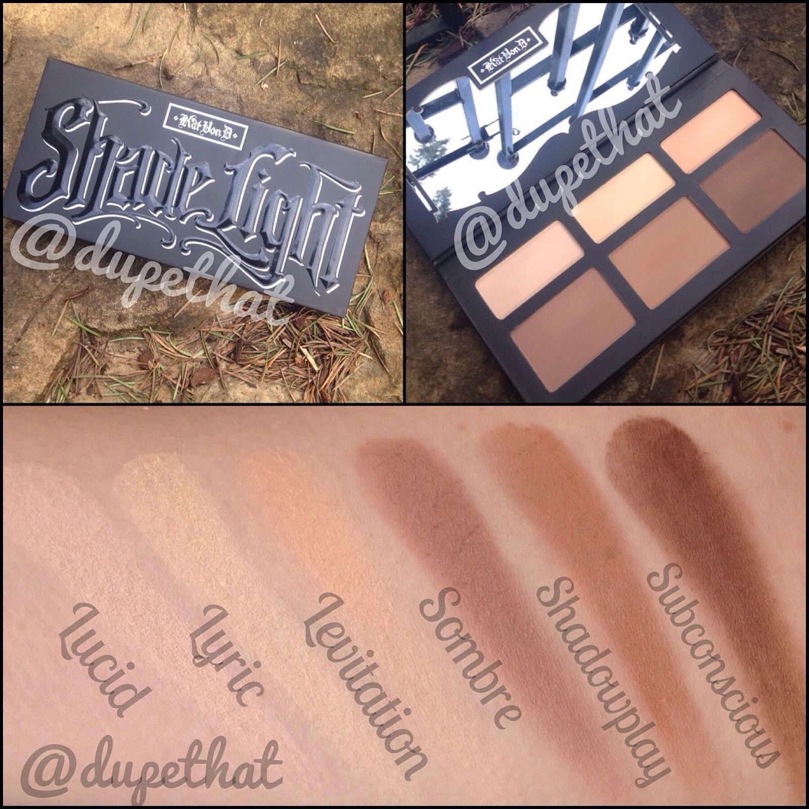 Shade + Light Crème Contour Refillable Palette by KVD Vegan Beauty #9