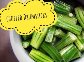 Chopped Drumsticks