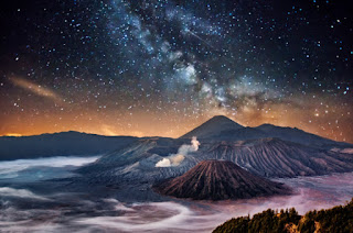 Mount Bromo Milky Way Tour Package 2 Day 1 Night
