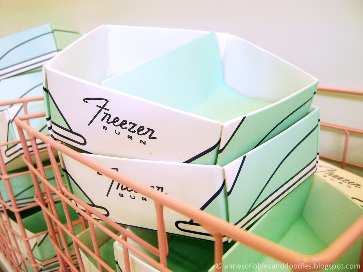 Freezer Burn Ph: Not Your Ordinary Ice Cream in BGC | Anne's Scribbles and Doodles