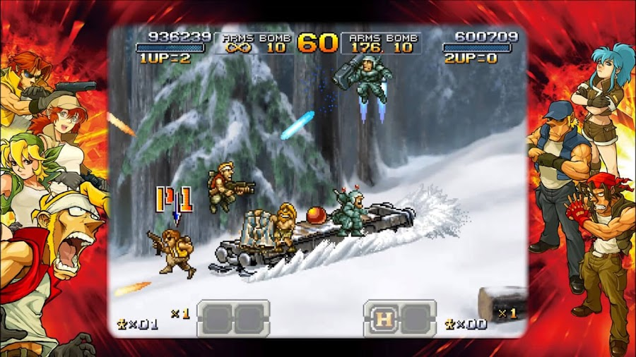 metal slug xx ps4 available may 29