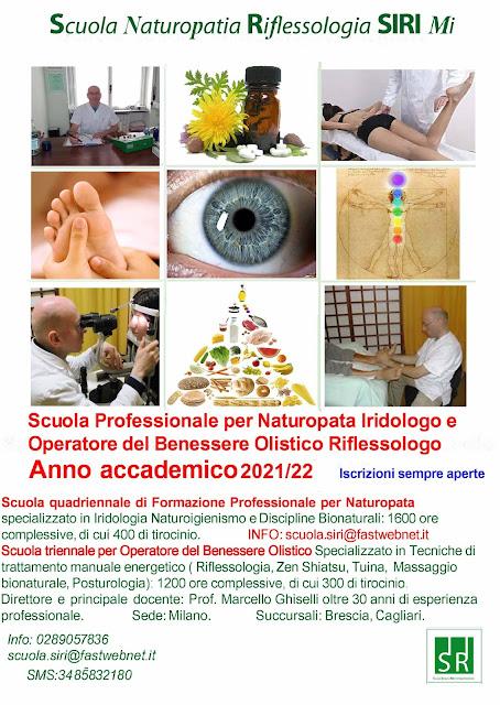 Scuola Naturopatia SIRI