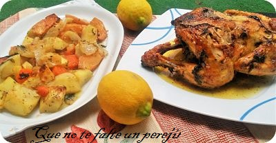 pollo_frutas