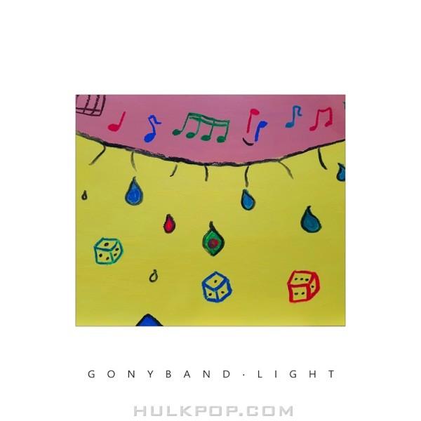GonyBand – Light – Single