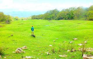 Padang Sabana Nu'at di tts