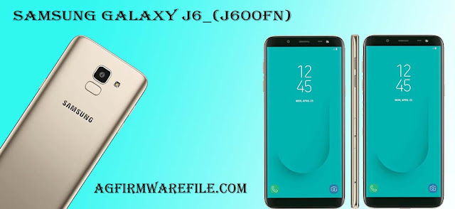 J6_SM-J600FN Firmware Flash File (Stock Rom) Download free.