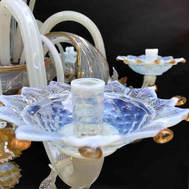 Ricambio-per-lampadari-di-murano-colore-opalino