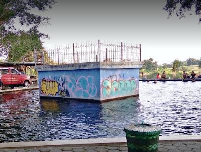 Wisata air di klaten - Umbul Nilo