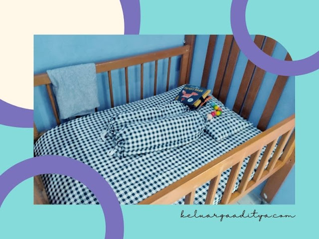 matras kasur bayi mamoru untuk tidur berkualitas