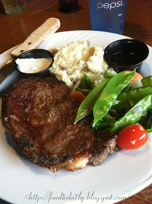 Buy One Prime Rib Dinner and get another for free Tiffany's Toms River New Jersey