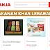 Nikmati Promo Kue Lebaran di Blanja.com