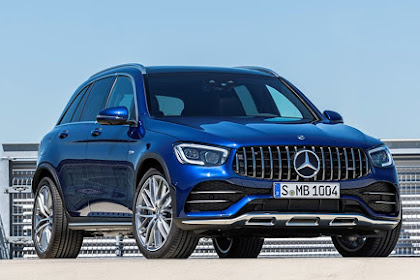 2020 Mercedes Benz AMG GLC 43 SUV Review, Specs, Price
