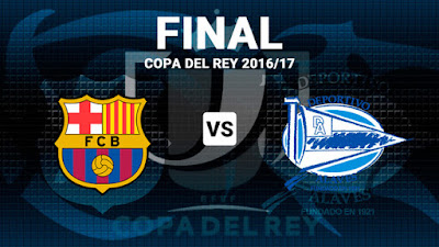 Spanish Cup Final 2017
