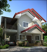 Double-story House Design - Bahay Ofw