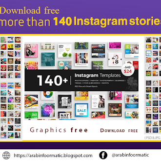 Download  free more than 140 Instagram stories