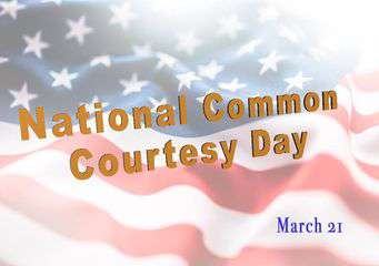 National Common Courtesy Day Wishes Photos