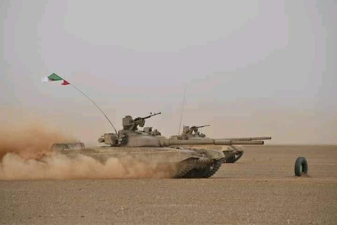 Así está el ránking. Argelia vs Marruecos, ¿Qué Ejército es el más poderoso?