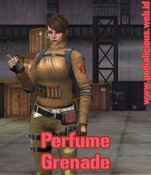 Preview Senjata Perfume Grenade Point Blank Zepetto Indonesia