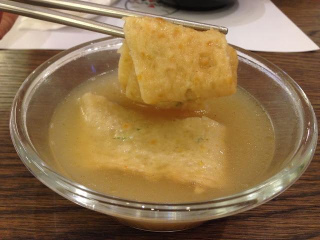 kuliner Korea seru di Red Sun Lotte Jakarta