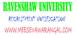Ravenshaw University JRF-BRNS (PFRC) Recruitment Notification