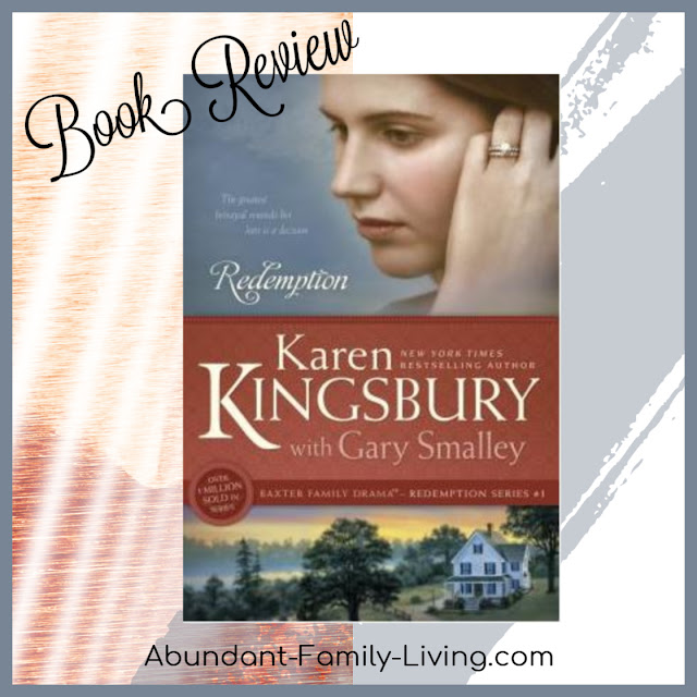 Redemption by Karen Kingsbury - Book Review