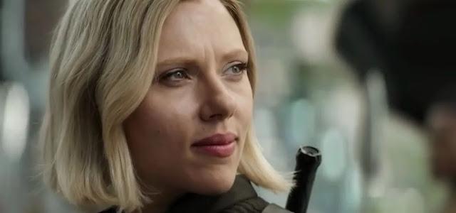 Scarlett Johansson reflete sobre a morte prematura de Viúva Negra em 'Vingadores: Ultimato'