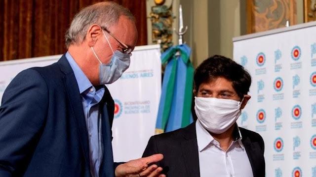 Suman 264.950 los casos de coronavirus en la provincia de Buenos Aires