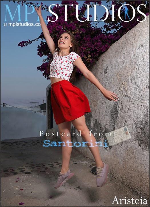 [MPLStudios] Aristeia - Postcard From Santorini - Girlsdelta
