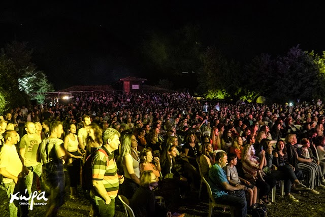 LIVE μουσικές βραδιές στο Φεστιβάλ Οίτης 2018: Το πρόγραμμα όλων των καλοκαιρινών συναυλιών - Τόπος Τεχνών «Χώρα»