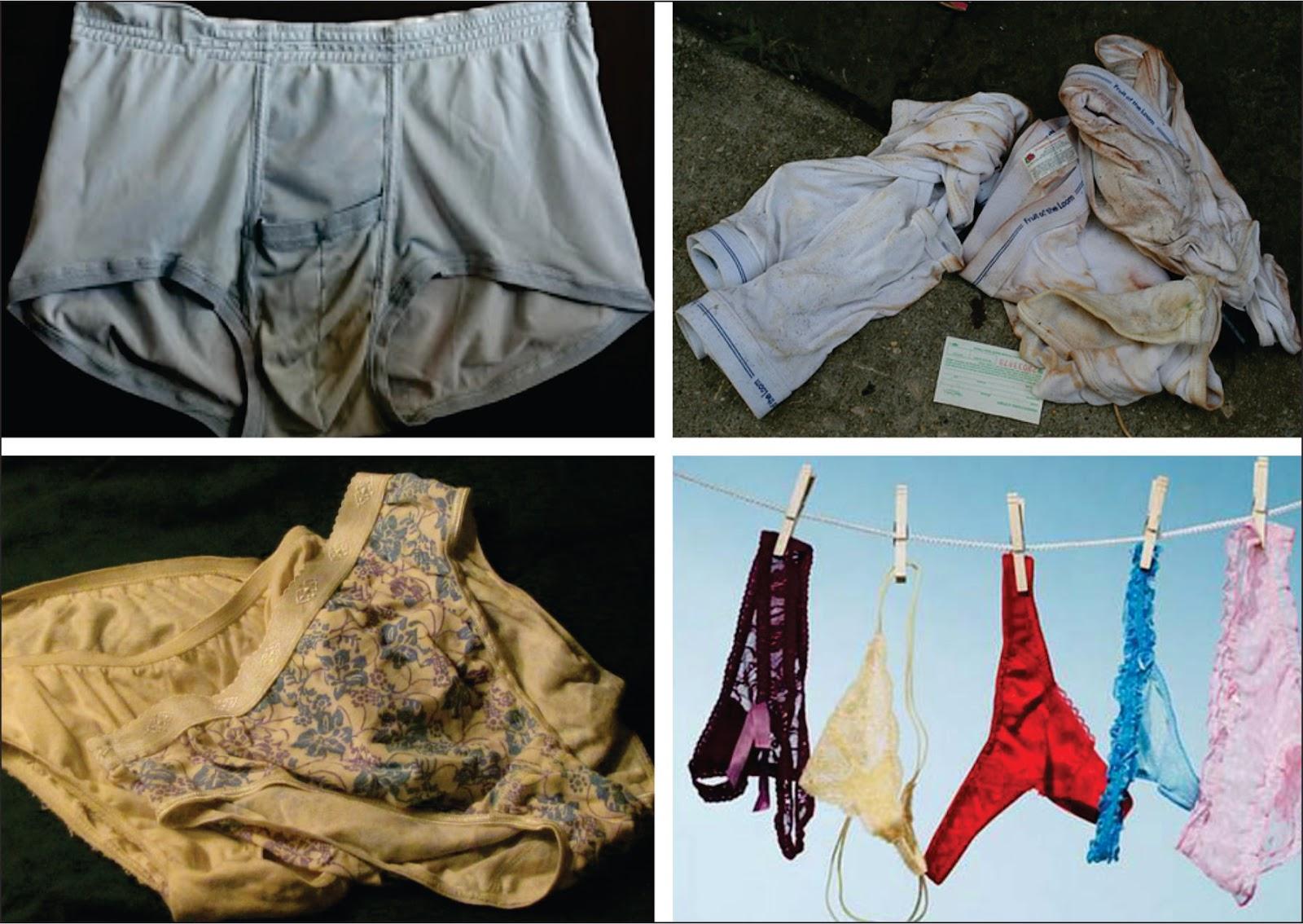 фото грязное женское белье - 4