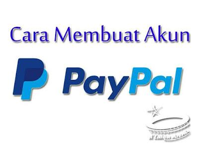Cara Mudah Membuat Akun PayPal