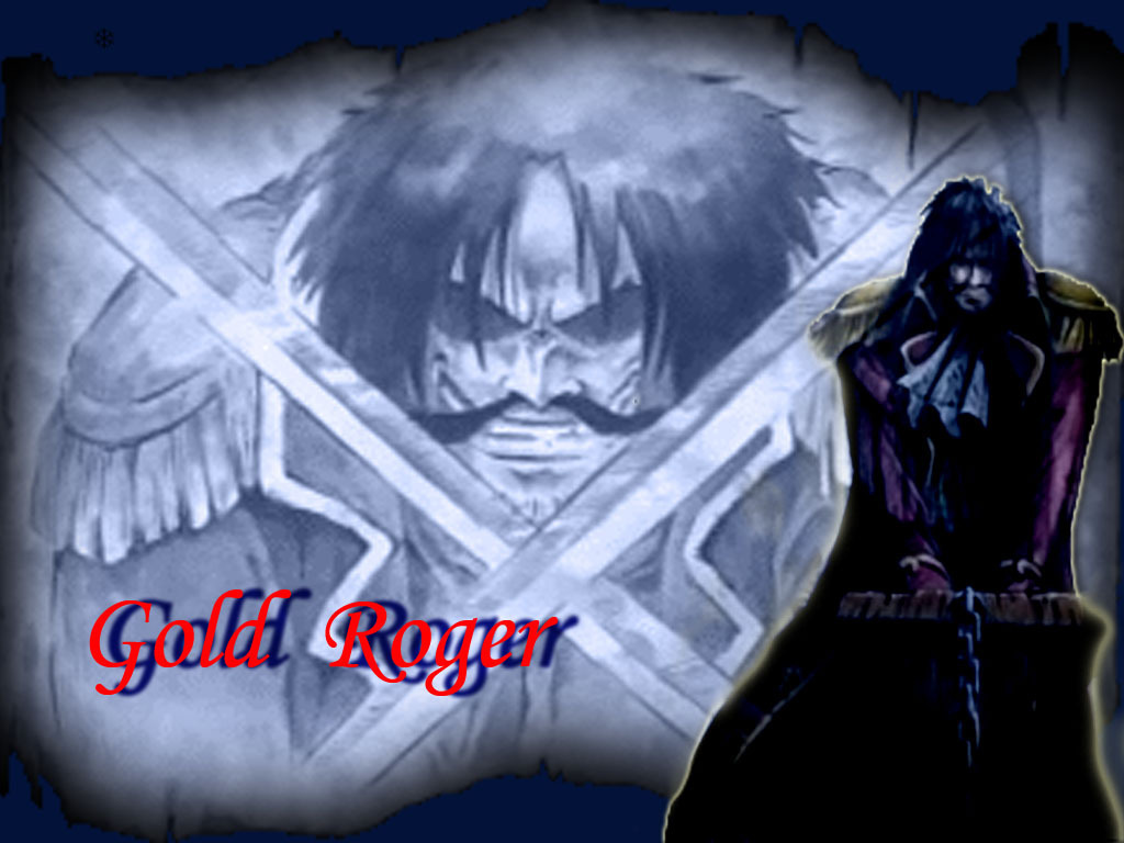 naruto wallpapers the king pirate gol d roger