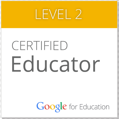 Kansai Culture: Google Educator; Level 2 Certification