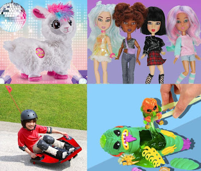 Лучшие игрушки для детей 2019